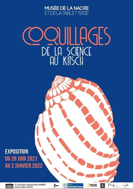 Coquillages, de la science au kitsch