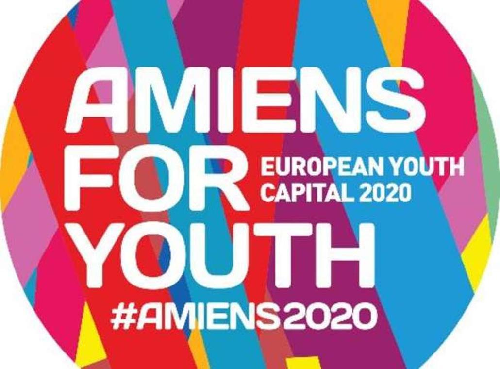 Amiens for youth_logo_HDF