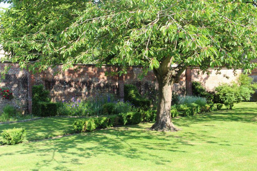 Les jardins du Carmel à Abbeville