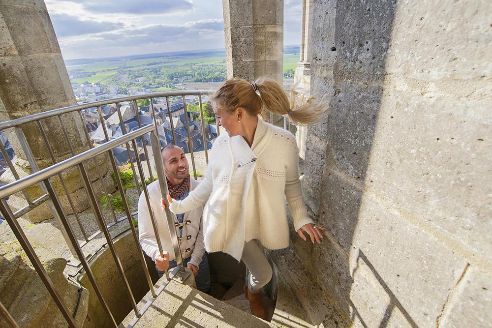 Montée hauteurs cathédrale VI < Laon < Aisne < Picardie