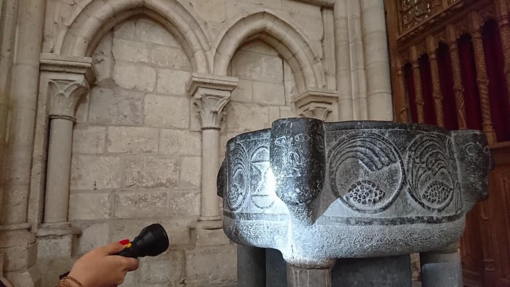 Visite guidée Cathédrale de nuit  I < Laon < Aisne < Picardie