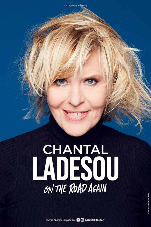 Chantal-Ladesou---On-the-road-again