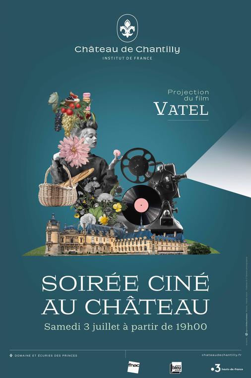 Soirée Cinéma au Château