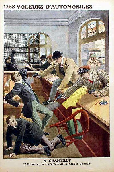crime et bandits