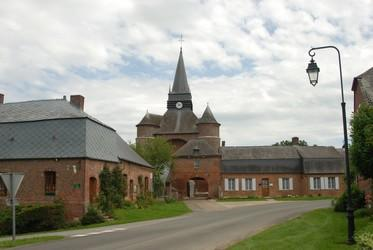Eglise < Parfondeval < Thiérache < Aisne < Hauts-de-France