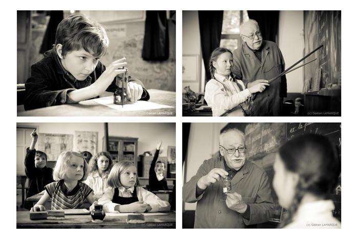 Visite de la classe-musée Etienne Notardonato_1