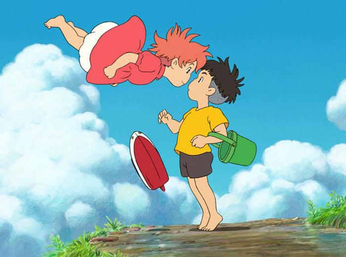"Ciné-parc : ""Ponyo sur la falaise"" d'Hayao Miyazaki_1"