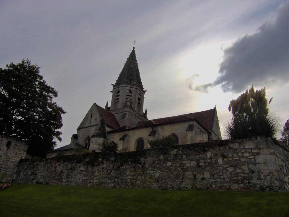 eglise de Belleu