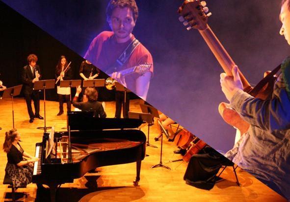 Conservatoire Camille Saint-Saëns - Dieppe