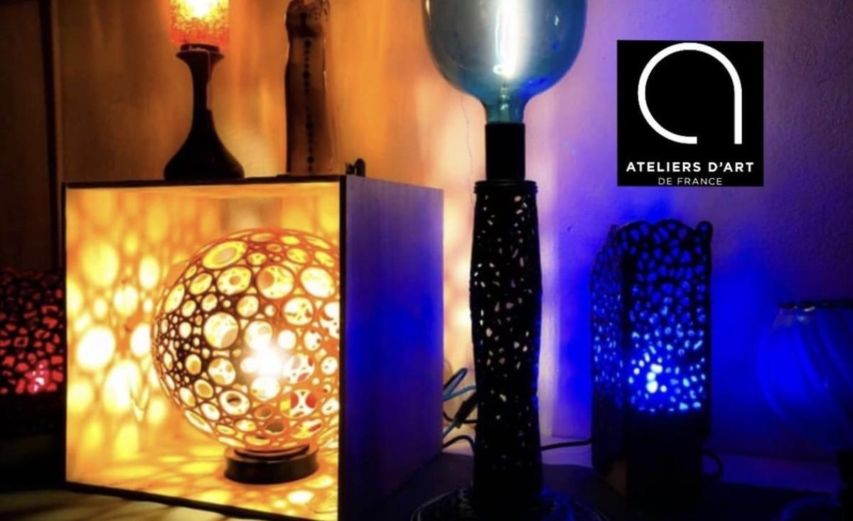 Atelier Patcha - luminaires