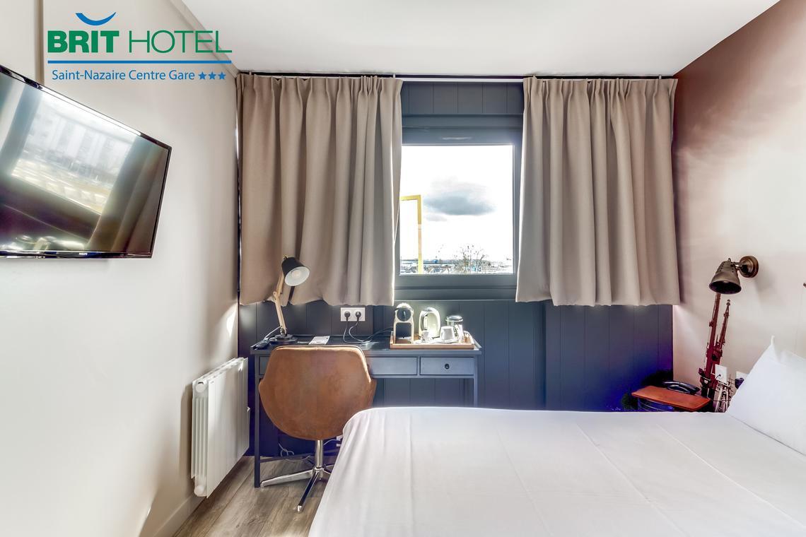 BRIT HOTEL ST NAZAIRE