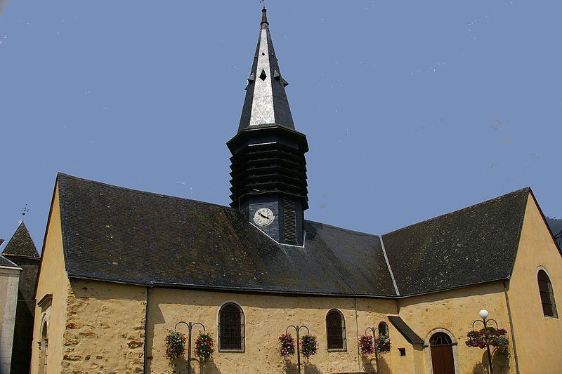 Eglise de Torcé-Viviers