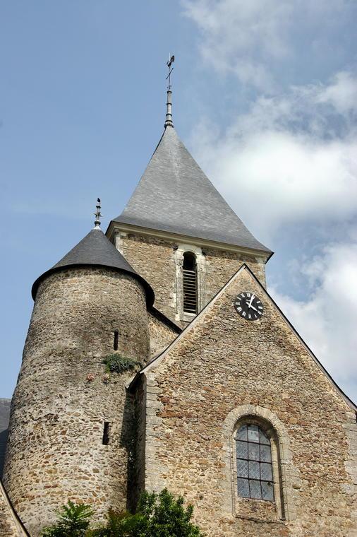 TOUR DE L'EGLISE (XIIème)