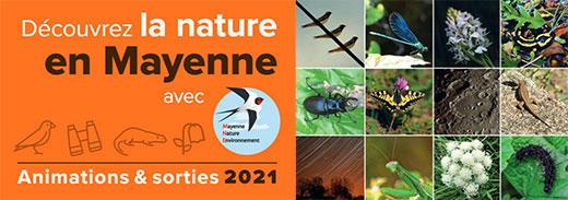 Nature en Mayenne