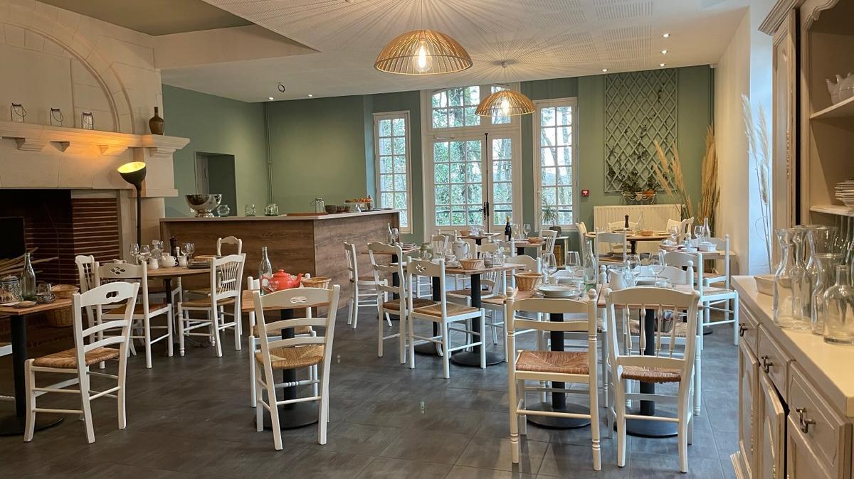 Restaurant Maison du Gasseau - salle