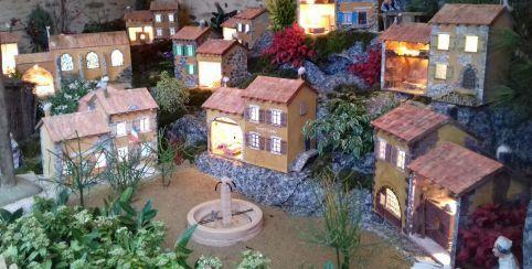 village provencal laval - Noël à Laval