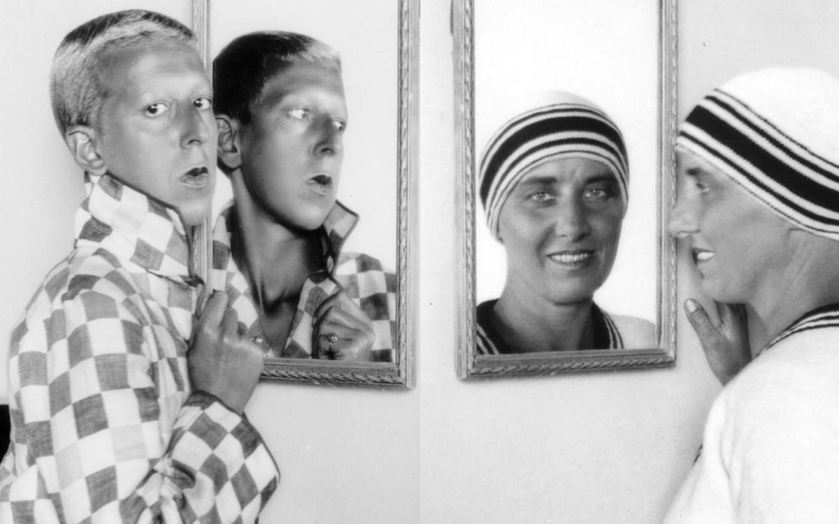 Auto-portrait, 1928