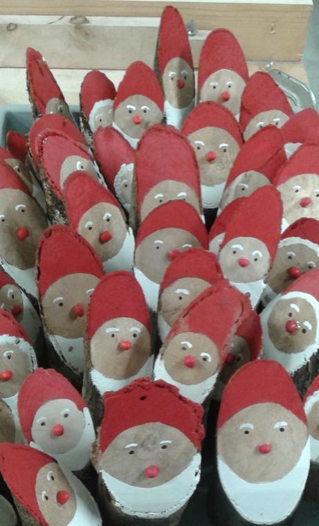 Les Pères Noël sont de sorties