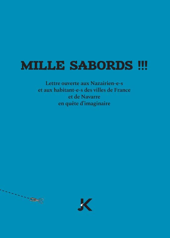Mille Sabords, 72 pages, Sortie le 10 mars 2020