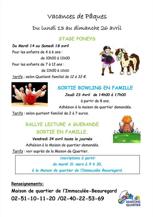Rallye lecture à Guérande