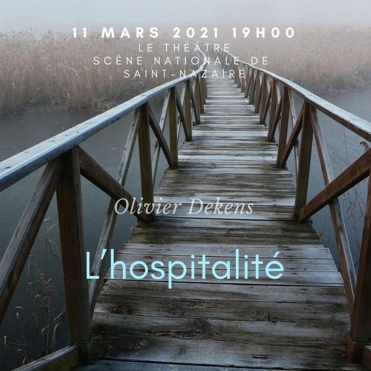 LégendeL'hospitalité, Olivier Dekens