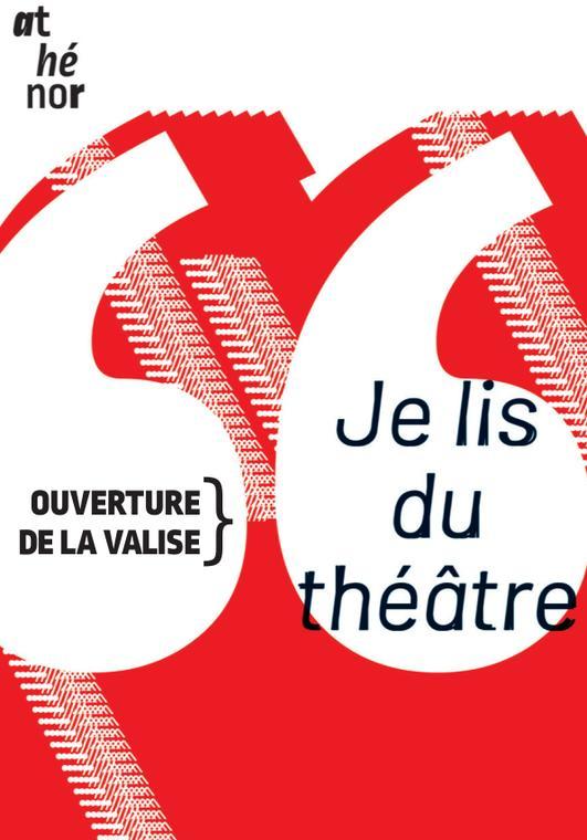 Je lis du théâtre
