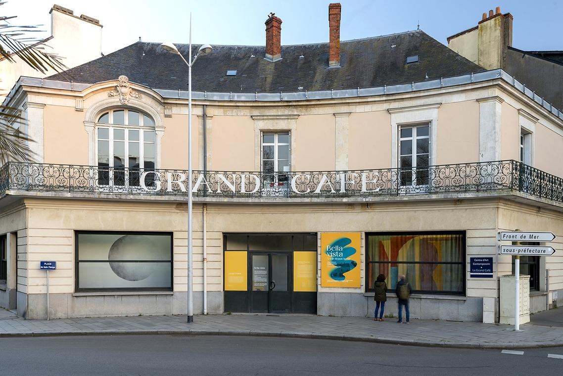 Vue du projet Bella Vista au Grand Café, 2021