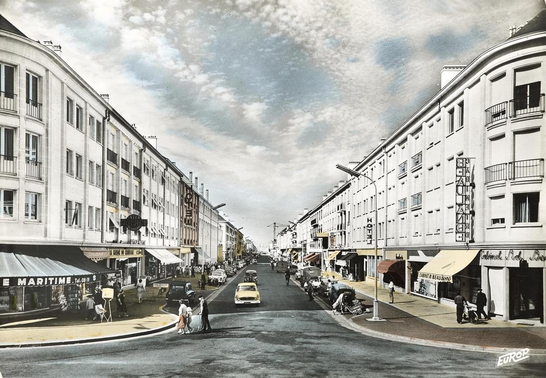 Années 1950 : Vivre la Reconstruction