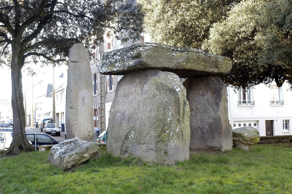 Dolmen de Saint-Nazaire