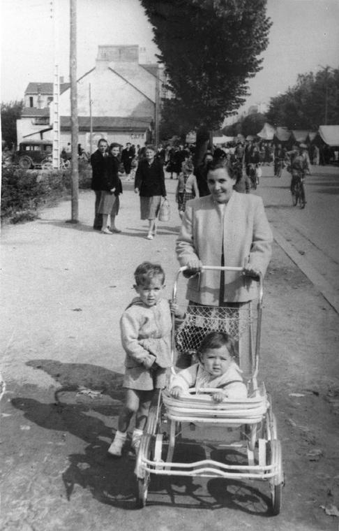 Retour en 1958