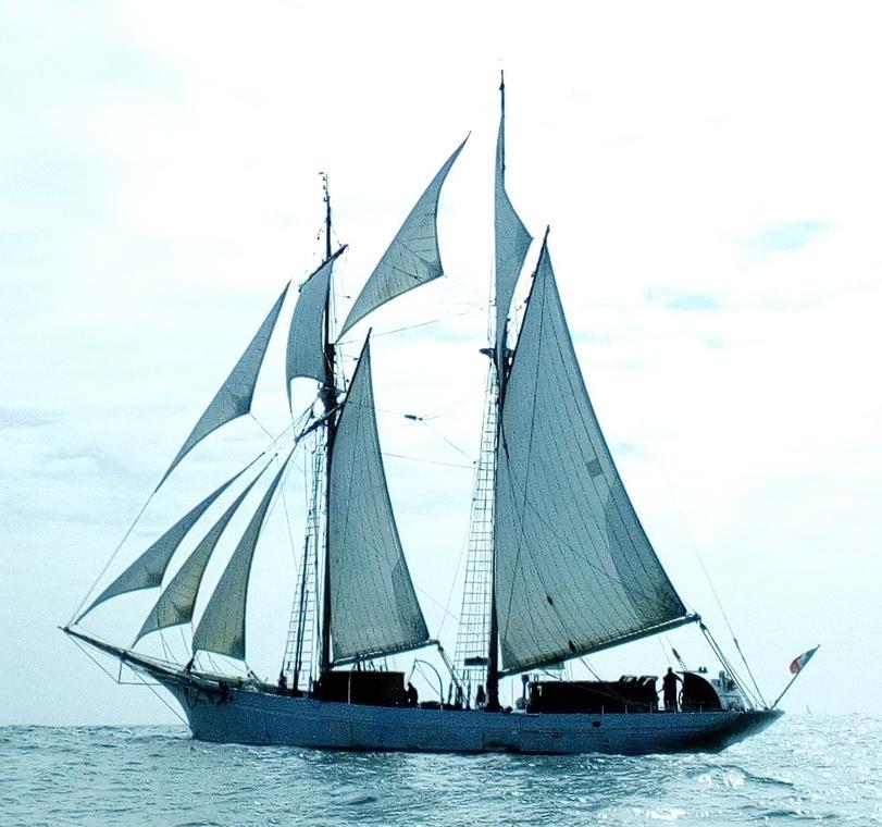 Goélette l'Etoile Marine nationale
