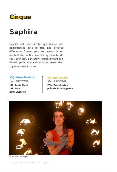 Compagnie Saphira