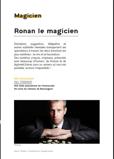 Ronan le Magicien