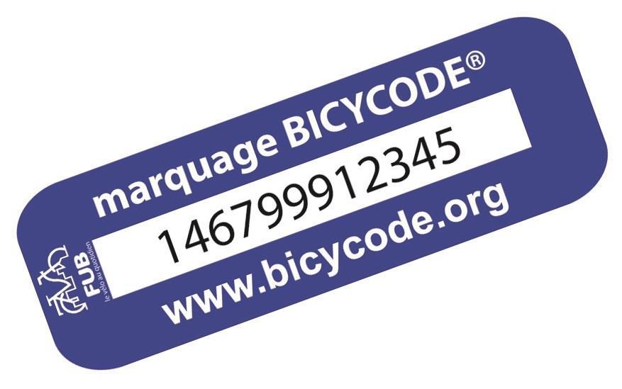 etiquette bicycode