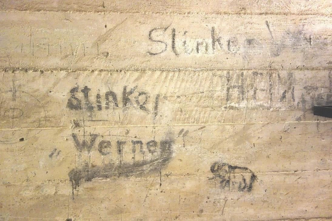 Histoires de graffitis