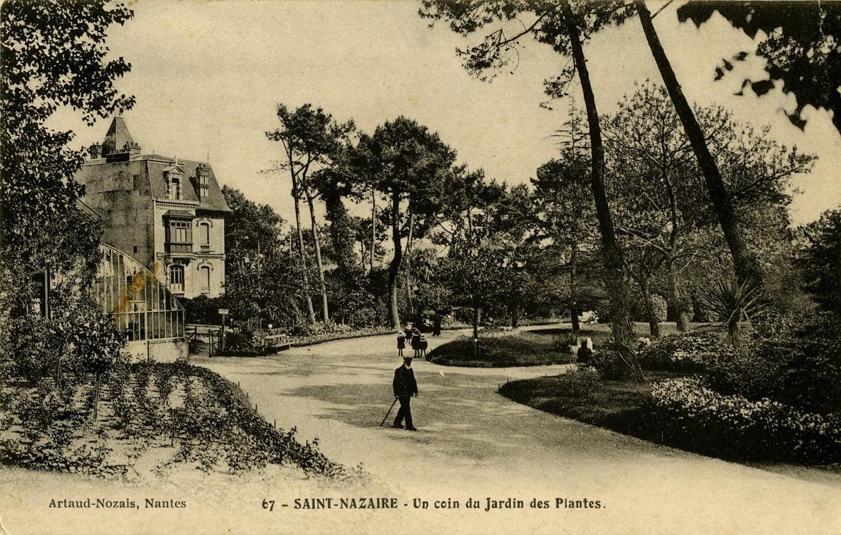 Le Jardin des Plantes autrefois