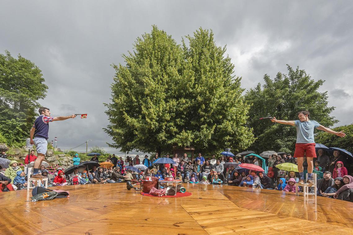 Engis - Festival des Tchafornis