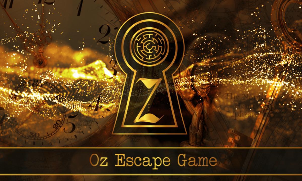 Oz escape game