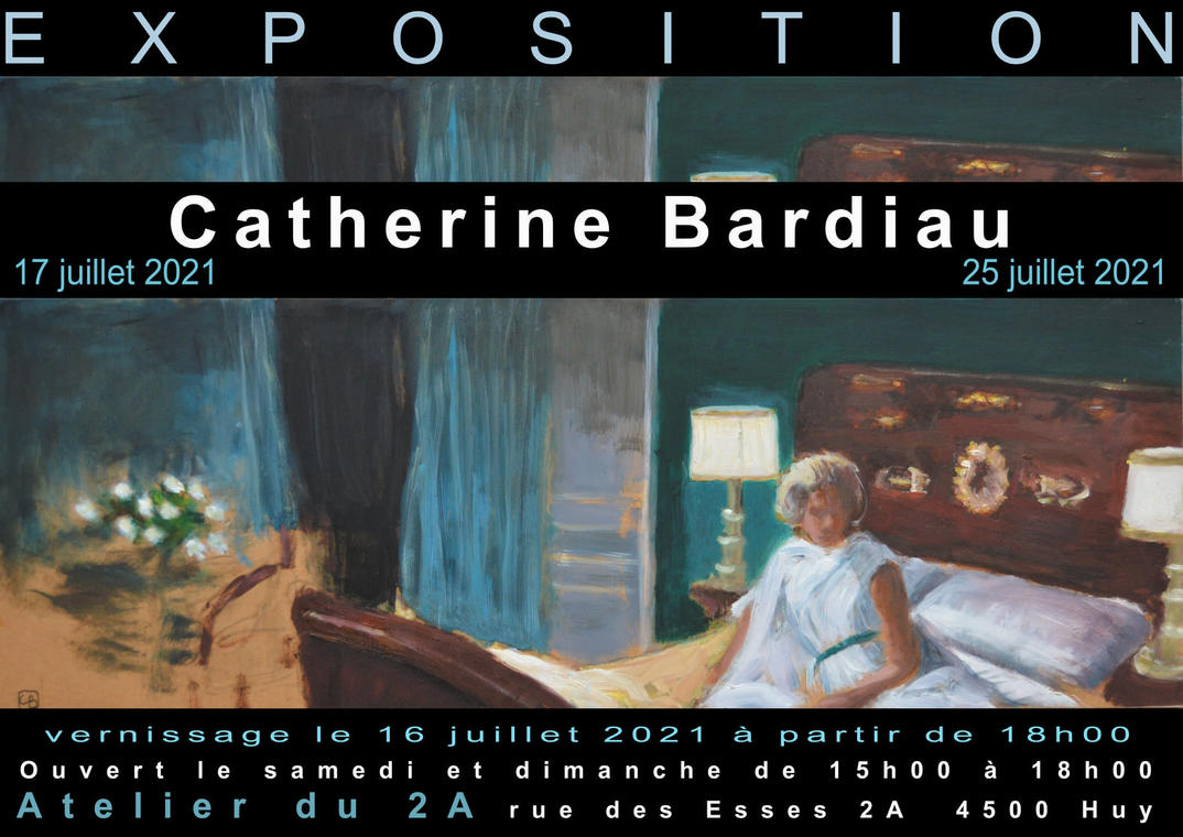 Expo catherine affiche