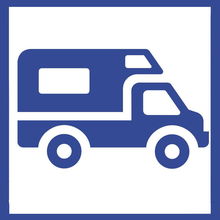 Aire pour Camping Car
