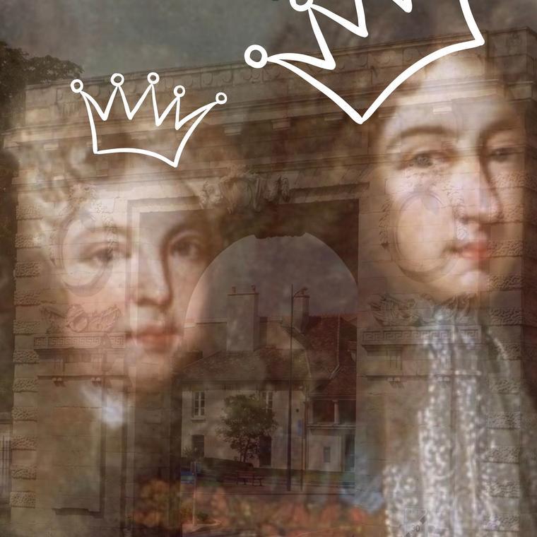 Deux princes à Beaune