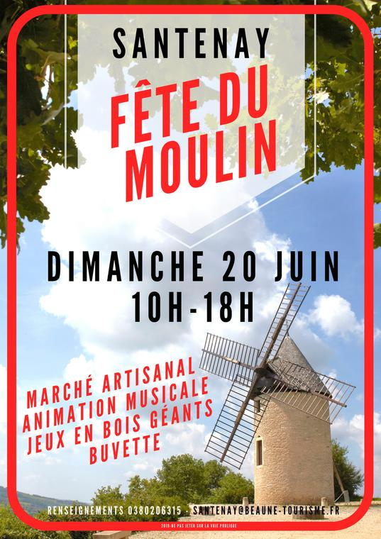 Fête du Moulin 2021