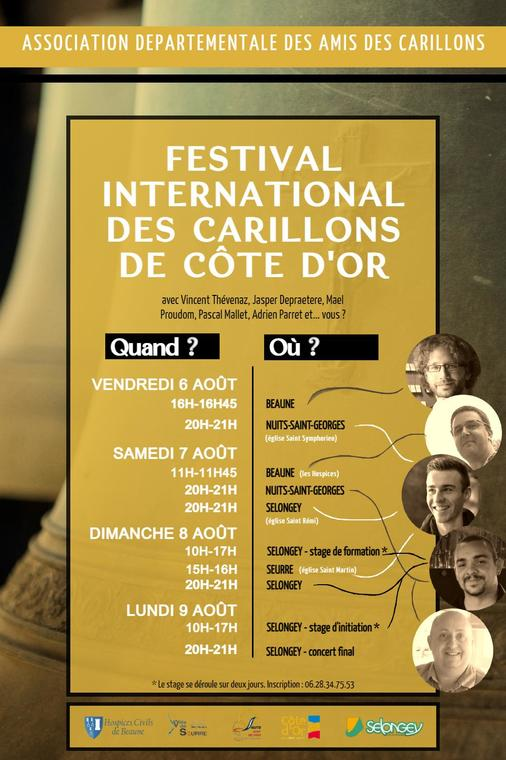 Tous les concerts du Festival