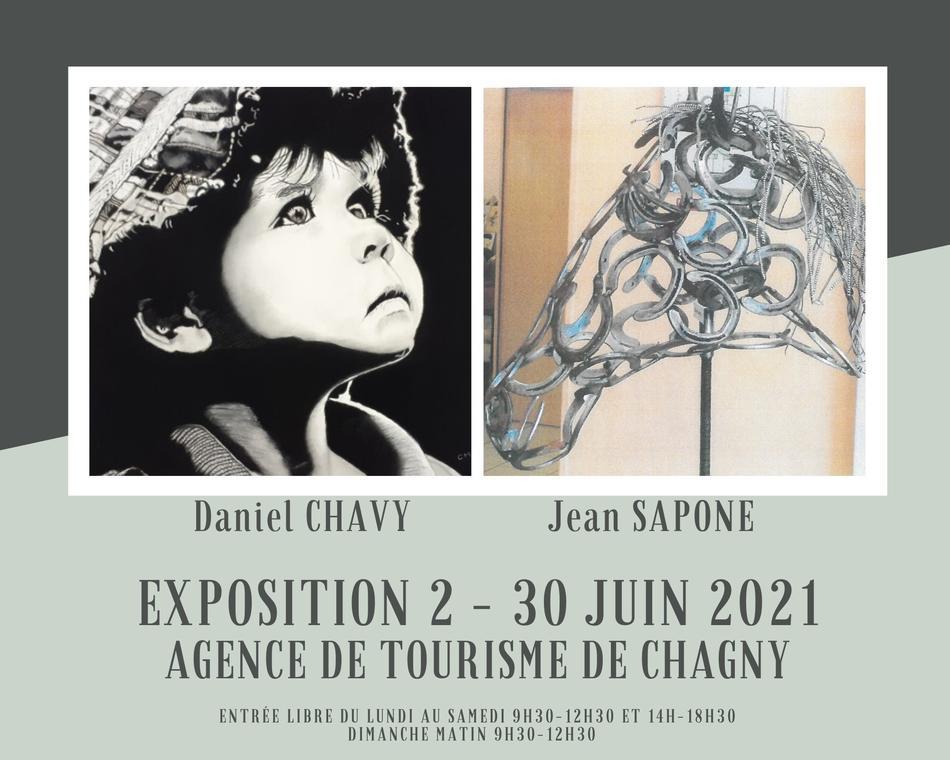 Chagny Expo Juin