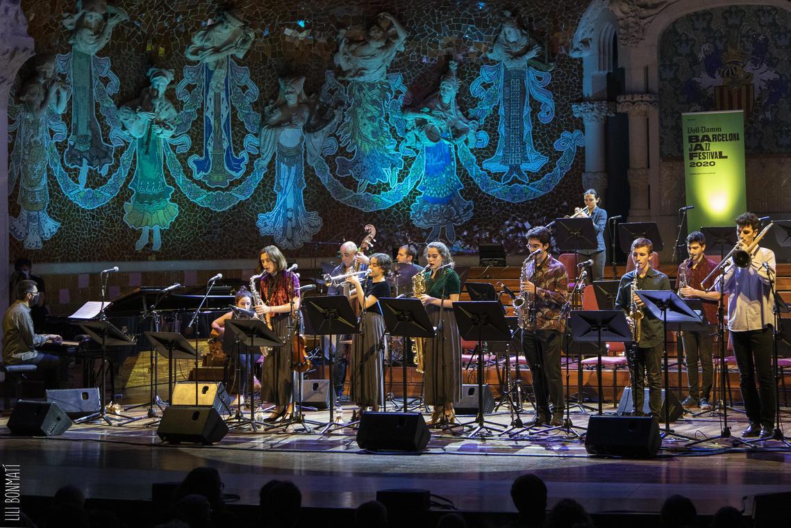 La Màgia de la Veu dir Joan Chamorro Palais de la Musique Barcelone