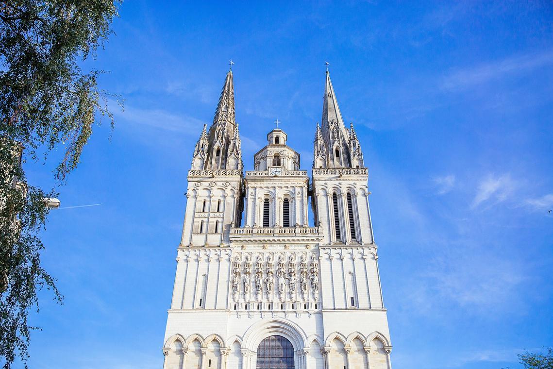 Cathédrale Saint-Maurice à Angers