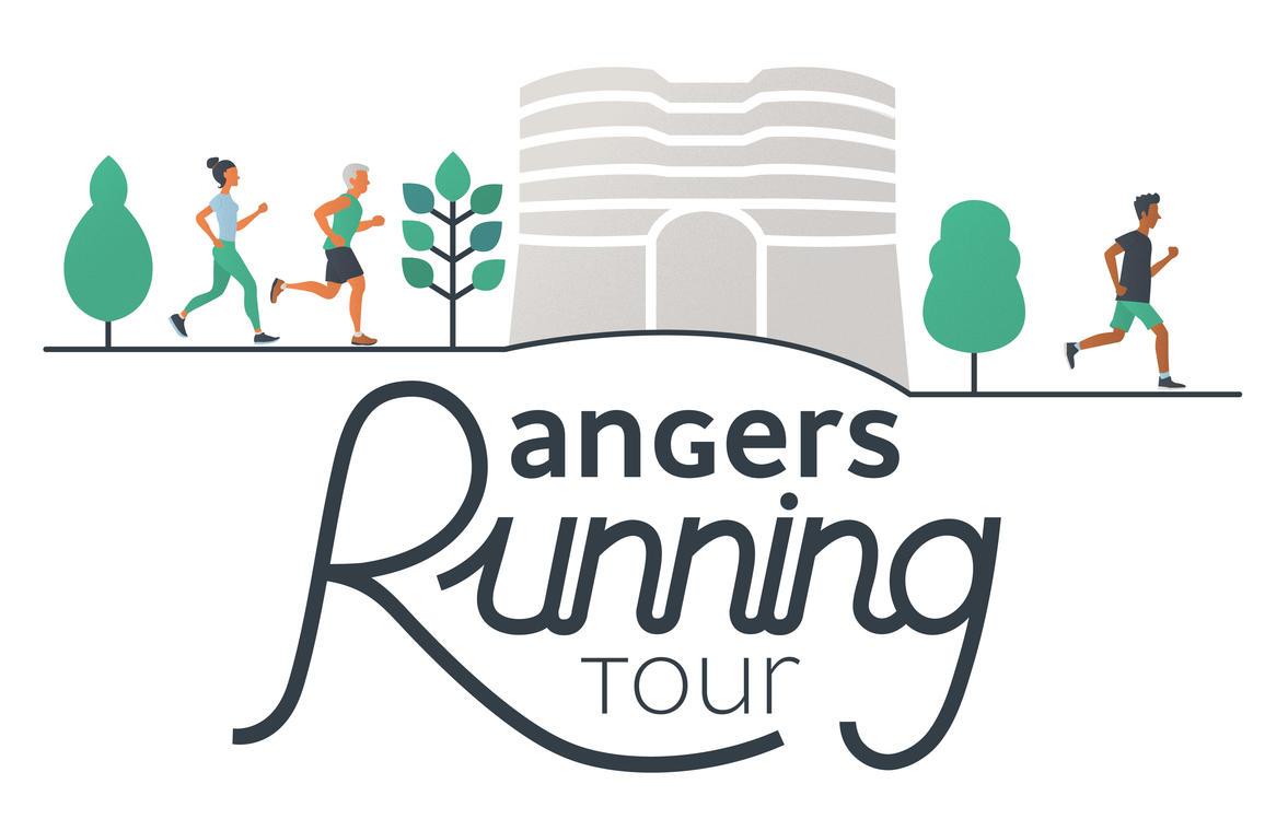 Angers Running Tour