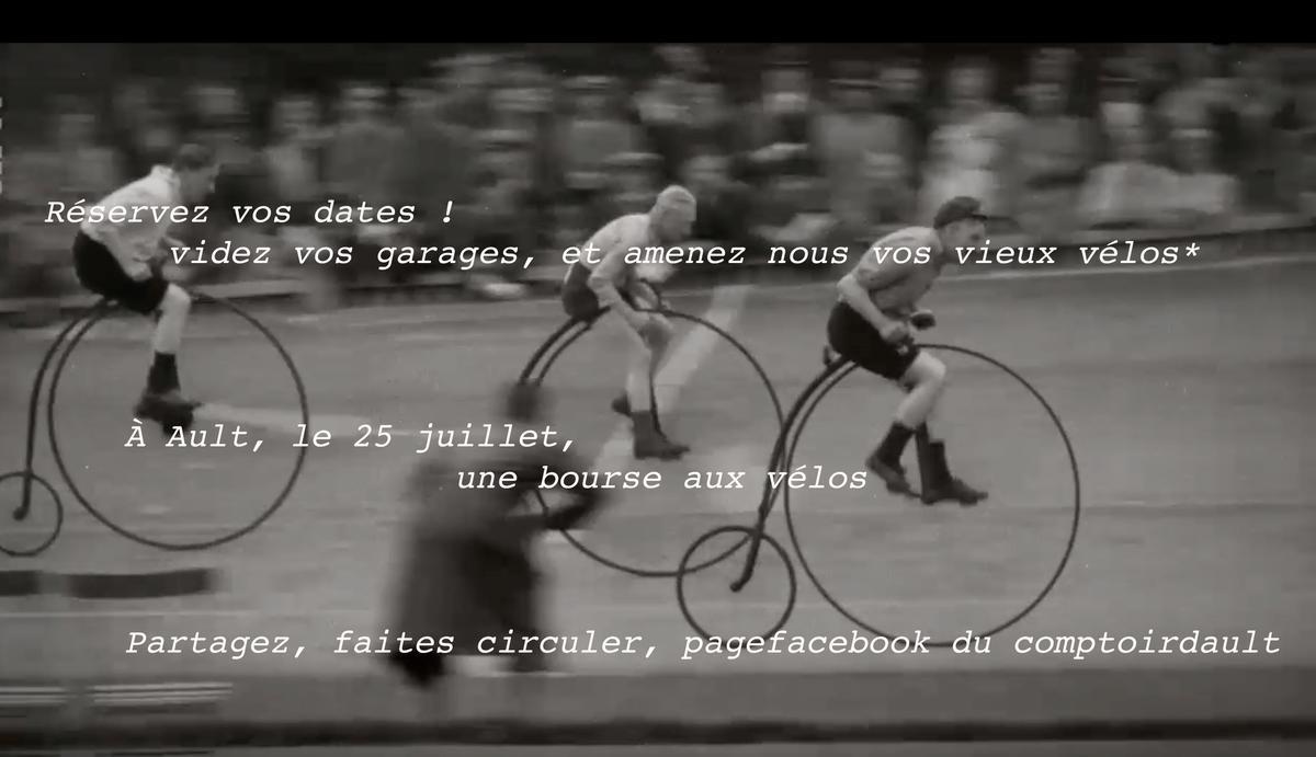 072521 - AULT - Bourse aux vélos