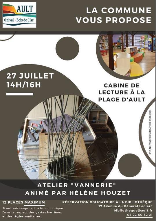 072721 - AULT - Atelier Vannerie