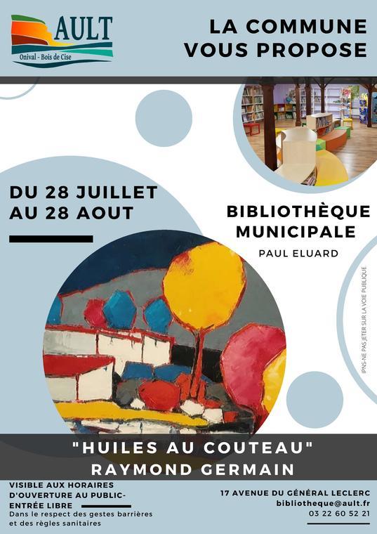 082821 - AULT - Expo Raymond Germain